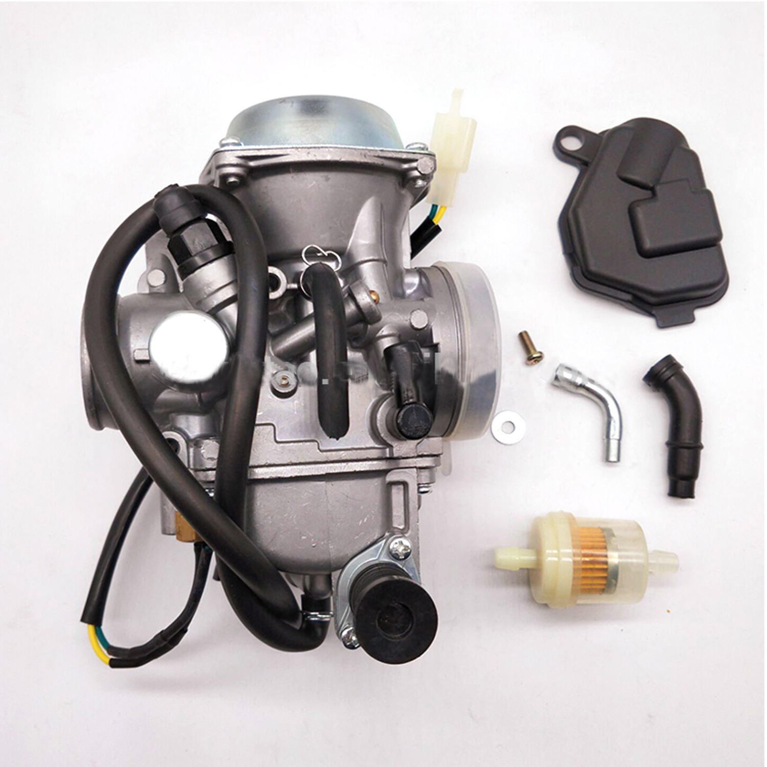Carburetor For Honda Foreman 400 450 FOURTRAX 250 300 Free Cable
